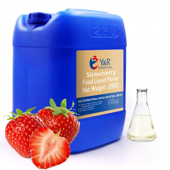 Condensed Strawberry Aroma Food Flavor,Oil Based Flavoring